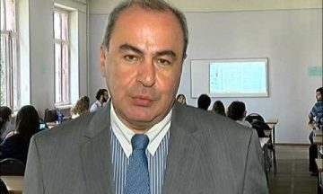 The rector of Tbilisi State University made a speech the guests of the congress